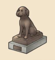忠犬の像:東京都のおみやげ 待ち合わせといえば この像。若者の街のシンボル。